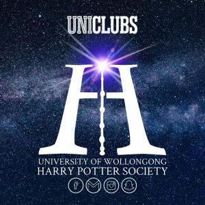 UniClubs - UOW Harry Potter Society Logo