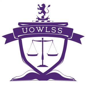 UniClubs - UOW Law Students' Society Logo