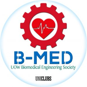 UniClubs - UOW B-MED Logo
