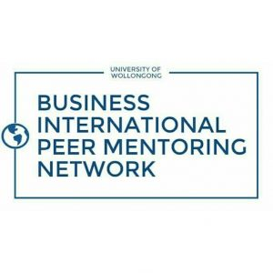 UniClubs - UOW Business International Peer Mentoring Network Logo
