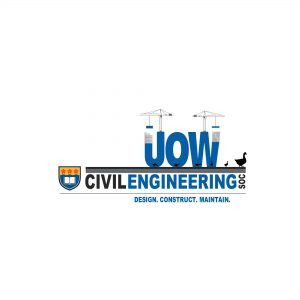 UniClubs - UOW Civil Engineering Society Logo