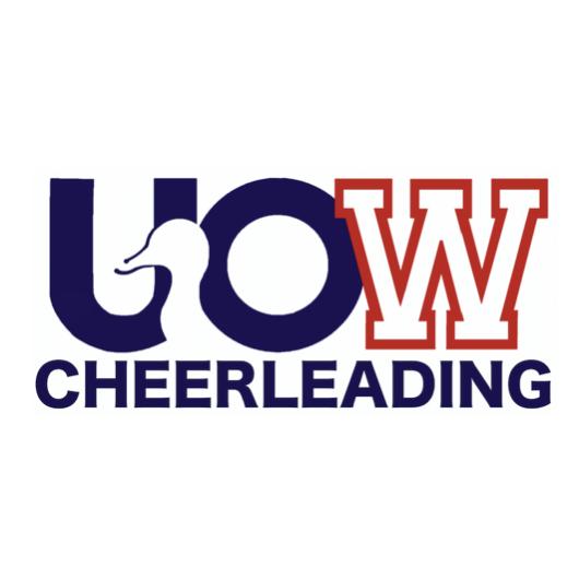 UniClubs - UOW Cheer and Dance Logo