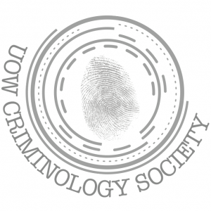 UniClubs - UOW Criminology Society Logo