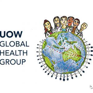 UniClubs - UOW Global Health Group Logo
