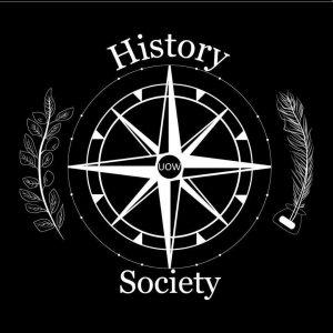 UniClubs - UOW History Society Logo