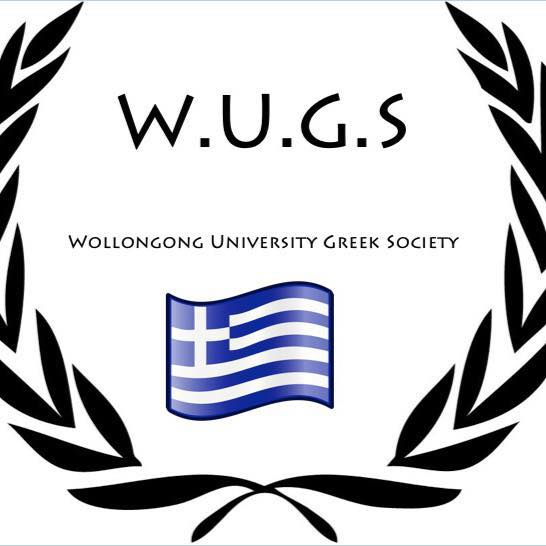 UniClubs - Wollongong University Greek Society Logo