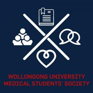 UniClubs - UOW Wollongong University Medical Students' Society (WUMSS) Logo
