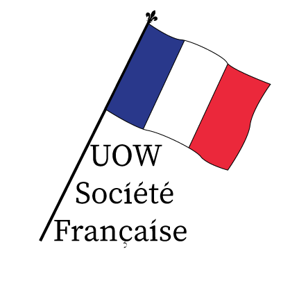UniClubs - University of Wollongong French Society Logo