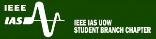 UniClubs - IEEE IAS UOW Logo