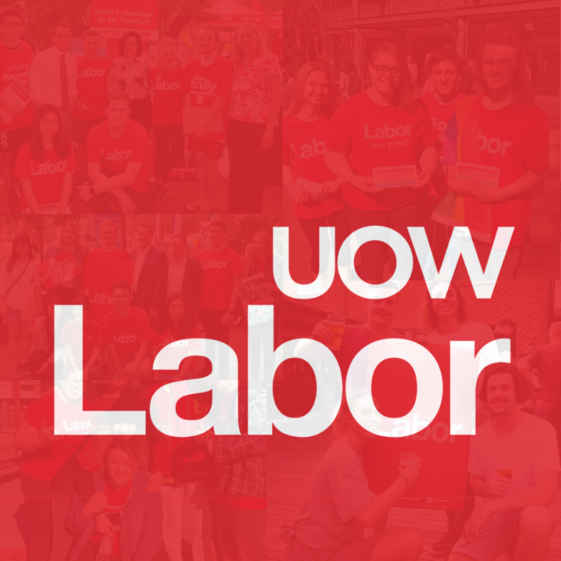 UniClubs - UOW Labor Students Logo