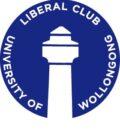UniClubs - UOW Liberal Club Logo