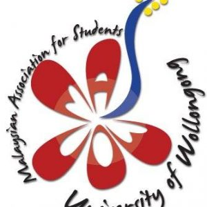 UniClubs - UOW Malaysian Association for Students Logo