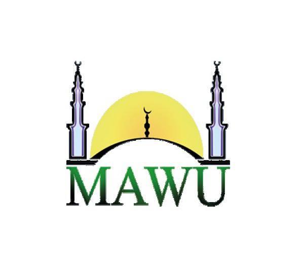 UniClubs - UOW Muslim Association of Wollongong University (MAWU) Logo