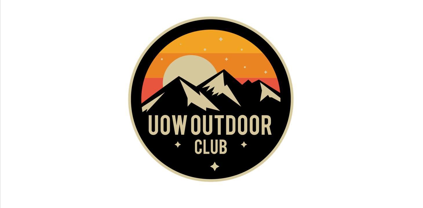 UniClubs - UOW Outdoor Club Logo