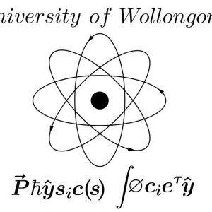 UniClubs - UOW Physics Society Logo
