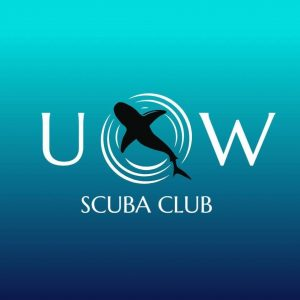 UniClubs - UOW Scuba Club Logo