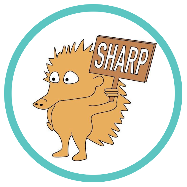 UniClubs - UOW Student Health Alliance for Rural Populations (SHARP) Logo
