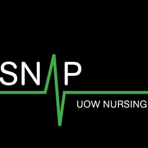 UniClubs - UOW Student Nurses As Professionals (SNAP) Logo