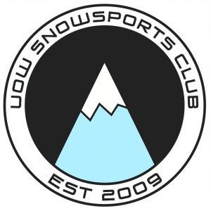 UniClubs - UOW Snowsports Club Logo