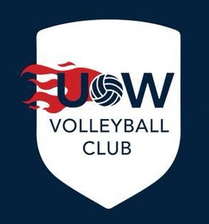 UniClubs - UOW Volleyball Club Logo