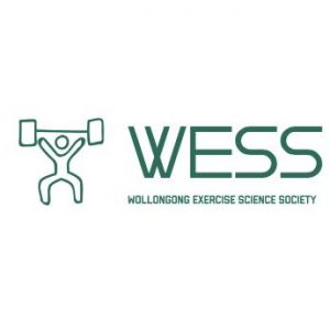UniClubs - UOW Wollongong Exercise Science Society Logo