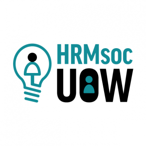 UniClubs - UOW Human Resources and Management Society Logo