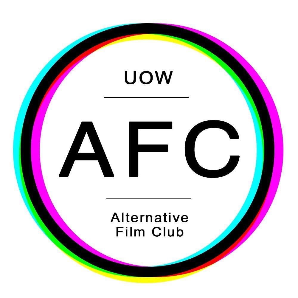 UniClubs - UOW Alternate Film Club Logo
