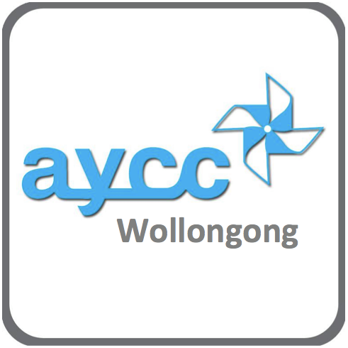 UniClubs - UOW Australian Youth Climate Coalition (AYCC) Logo